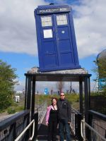Dr Who's Tardis by Naez