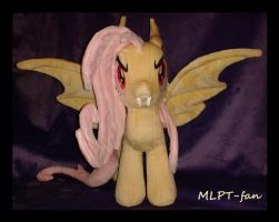 Flutterbat the vampire pon by MLPT-fan