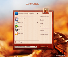 Woodoku for windowblinds by TomRichter