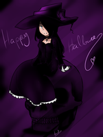 Happy Halloween every one! by Ka-olineko