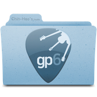 Guitar Pro Folder for Mac OSX by chinhaochou0212