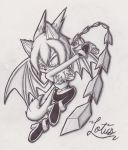 Request: Lotus the WolfDragon by PrototypeTheory