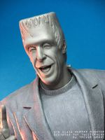 1:6 Herman Munster Closeup by TrevorGrove