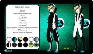 Gambi Anthro Ref - 2013 by x-AL3X