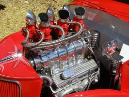 Small Block Chevy Goodness by Jetster1