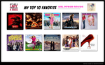 My Top 10 Favourite Girl Power Movies (FULL) by nikkichic109