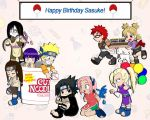 Sasuke's Birthday by ToonTwins