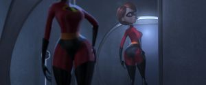 The Incredibles by chow11
