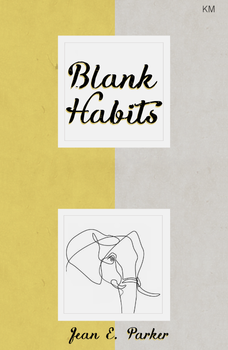 Blank Habits book cover two by smoke-weed-thehippie
