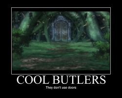 Cool Butlers by AloisPhantomhive