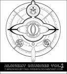 ALCHEMY BRUSHES VOL.2 stamps by faelivrinen-stock