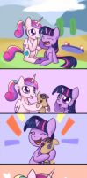 Best Foalsitter by Bukoya-Star