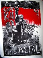 You Cant Kill the Metal by RedGrimRune