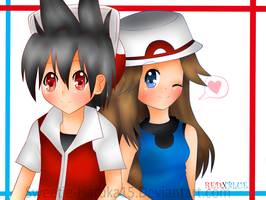 Request- Luckyshipping by Sweetie-Haruka15