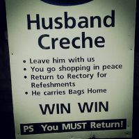 Husband Creche by JessicaBlain