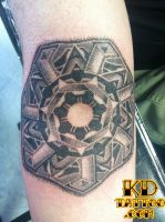 Geometric Mandala by kayden7