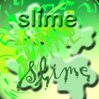 slime by xindice