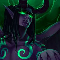 Illidan by Altana