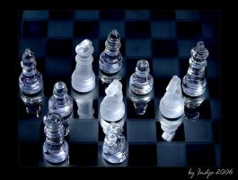 Life is like chess tournament by indja-art
