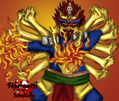Shinigami Concept- Yama-Enma by miss-mustang