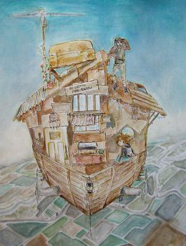 s.s shanty by animalritual