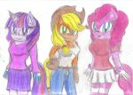 MLP - Sonic Style 1 by JCMX