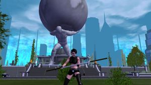 Gothstrike - City of Heroes by Gothenem