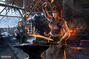 Pathfinder Unchained : CraftingWorkshop by Rez-art