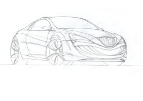 SEAT sketch by Morfiuss