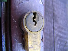 Where is the key? by MannyDiax