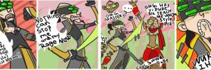 ADVENTURES OF MASTER YI by NE-R0