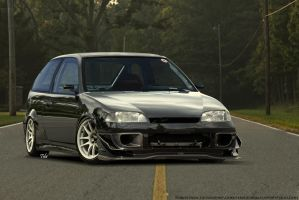 Suzuki Swift.turbo by tebidesign