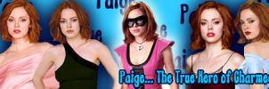 Paige: The Charmed Hero by clarearies13