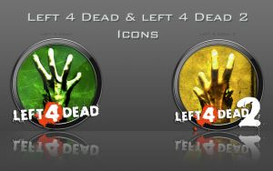 Left 4 Dead And Left 4 Dead 2 by zahnib