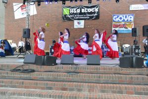 Puerto Rican/Latin Fest, Flowing Dress and Dance15 by Miss-Tbones