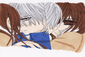 Vampire Knight:Yuki  Zero by SakuraCouples101