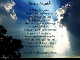 Heart's Anguish by christians