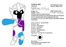 Tybaltin (Contest Entry) by bojangle387
