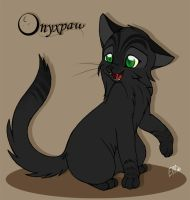 Onyxpaw by Yolly-anda