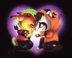 Halloween Request: Sugar Sugar Love by FlaminiaKennedy