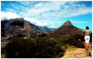 Cape Town by coukiedoe