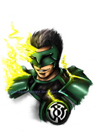 GL: Kyle Parallax by emerald-moonlight