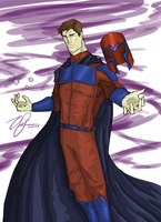 Magneto Redesign by TheoDJ