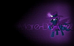 Mare-Do-Well Wallpaper by TheSilverMane