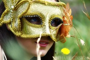 The Mask by Michaella-Designs
