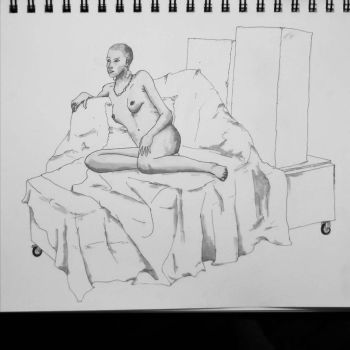 Philly Sketch Club Aug 22 2015 by MikePouch