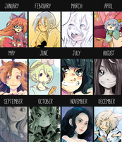2015 Art Summary Meme by caly-graphie
