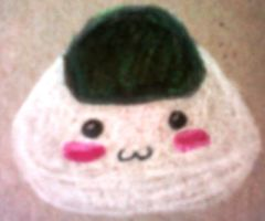 OMG Cute Onigiri by Sunnibutt