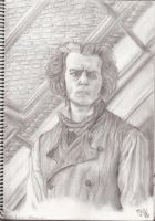 Sweeney Todd by DragonaTodd
