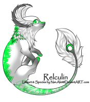 Free Reculin Adopt: CLOSED by Inner-Realm-Adopts